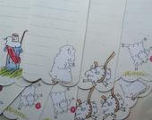 Sheep, Lamb, Lamb Tag, Sheep Tag, Sheep Gift Tag, Lamb Gift Tag, Sherpard Tag, Sheep Journal Tag, 12PC