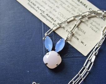 Mummy Bunny Necklace