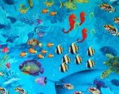 CUSTOM ORDER - ocean cushion cover