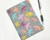 Mini Shopper - Notepad holder List taker - Birds