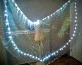CUSTOM Angel LED isis wings *please read item details