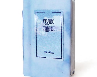 Flying Carpet Miniature Book