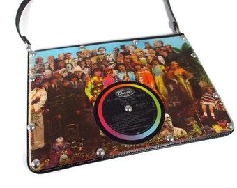 """Ipad Pro 12.9"""" Case featuring Actual Sgt. Pepper Record Album"""