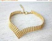 Sale 20% OFF Mila V Bracelet, wedding bridal jewelry