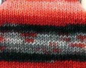 iZombie - GRADIENT Self Striping - Hand Dyed SW Merino Sport Weight Yarn - Robust Sport