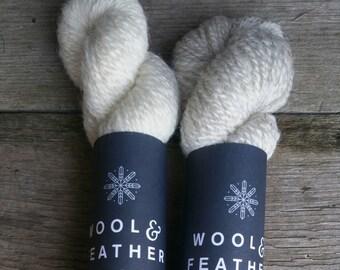 Shetland Cream colored Yarn