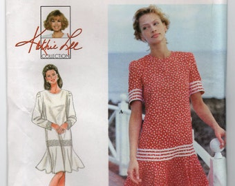 Simplicity 9631 Sewing Pattern - Womens Dress Sewing Pattern - 14, 16, 18 - Uncut, FF