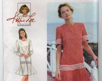 Simplicity 9631 Sewing Pattern - Womens Dress Sewing Pattern - 14, 16, 18 - Uncut, FF
