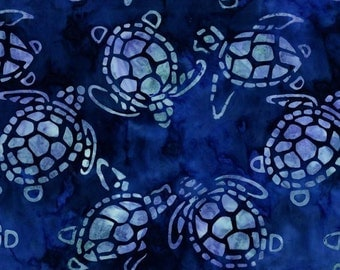 Sea Turtles Blue from Michael Miller