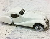 White Talbot Lago, 1988 Hot Wheels Classics Collector No. 22 Loose