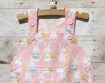 Shortall in Pink Easter Bunnies