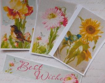 Fabric Scraps - Fabric Embellishments