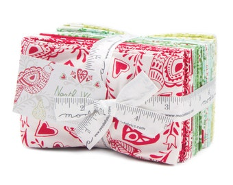 FALL SALE - In Stock - North Woods - Fat Eighths Bundle (35) - Kate Spain for Moda Fabric