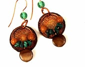 Tribal Jewelry, Copper Jewelry, Bohemian Jewelry