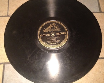 1912 Victor Talking Machine Record