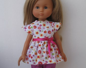 Clothes for Corolle Les Cheries,Paola Reina Doll Top and Pants