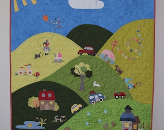 Happy Day Quilt Pattern