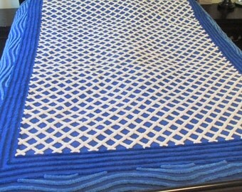 Vintage Chenille Bedspread SALE