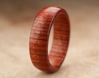 Size 10.5 - Mopani Wood Ring No. 106
