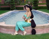 Princess Jasmine Costume Wig - A True Enchantment Original