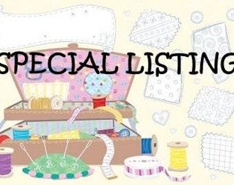 Special Listing For Regina Mckeon