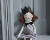 RESERVED for Anna: 2 custom oversized dolls