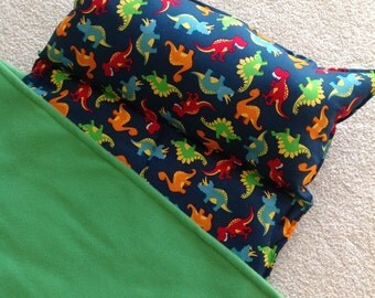 Personalized Nap Math, Great for daycare, preschool or kindergarten, boys. Dinasours