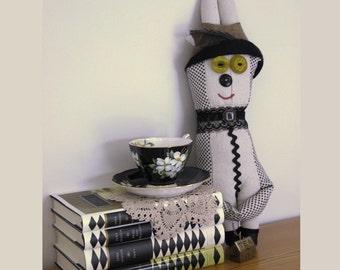 Collector Doll garden glove doll for teens and adults - EDWINA HONEYCUTT