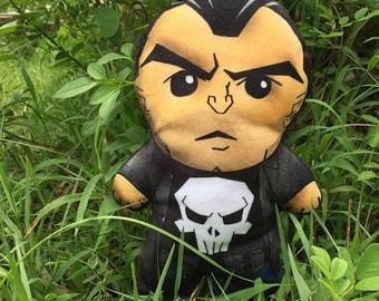 Punisher Parody Plush
