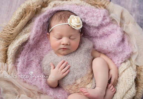 Lace Onesie Photo Prop Hand Knit Boy Romper Newborn Girl Baby Going Home Outfit Infant Mohair Overalls Coming Home Suit Organic Set