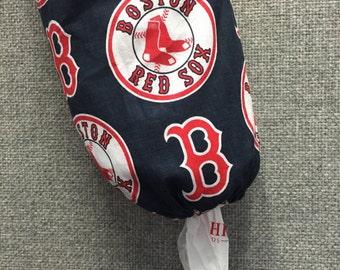 Boston Red Sox Plastic Bag Dispenser