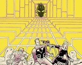 COPRA 26, Limited Edition Comic Book Series