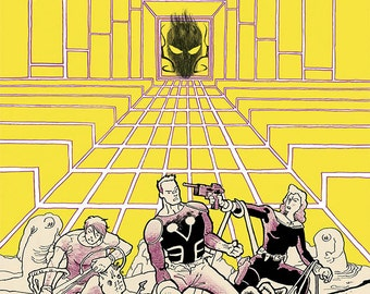 COPRA 26, Limited Edition Comic Book Series