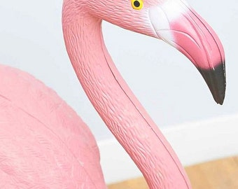 Tambour metal plastique etsy - Flamant rose decoration ...