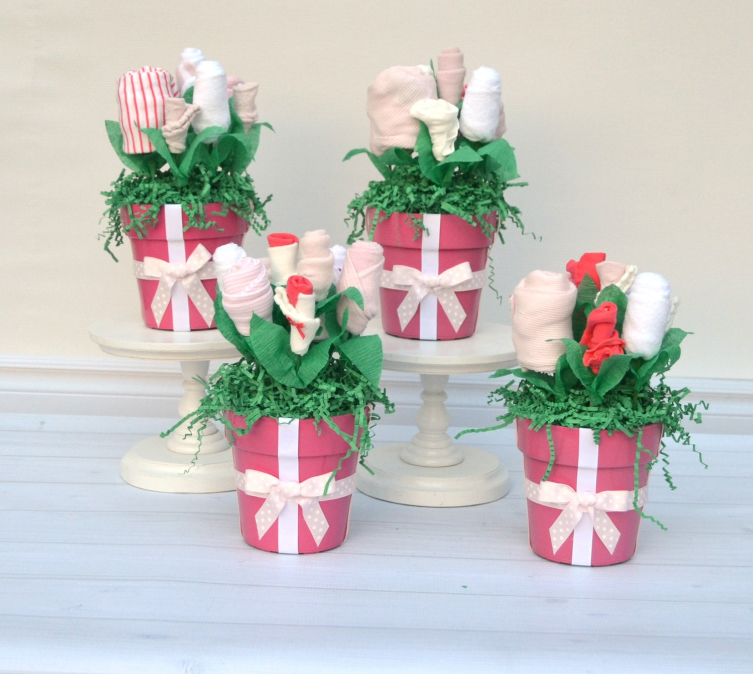 Baby girl shower centerpieces girl baby shower ideas for Baby shower decoration centerpieces