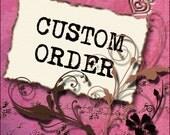 Custom Listing for Cathy