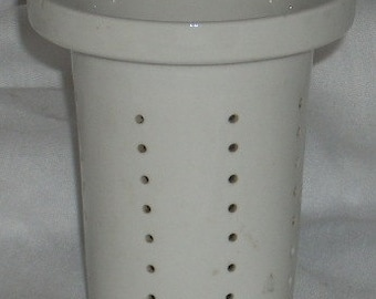 Hall China Tea Pot Infuser Strainer