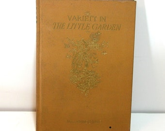 Variety In The Little Garden By Mrs. Francis King