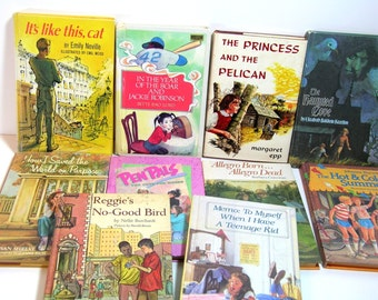 Childrens Book Collection, Pre-teen Collection, Eleven Books, Especially For Girls
