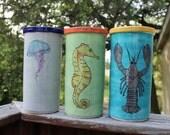 Kitchen Utensil Holder . Wine Cooler . Vase - large - your choice of design