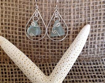 Tropical Oceans Earrings