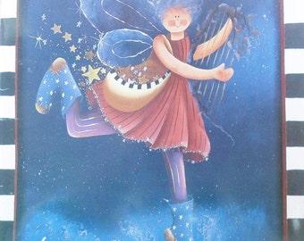 1998 Spread a Little Sunshine Decorative Tole Painting Book