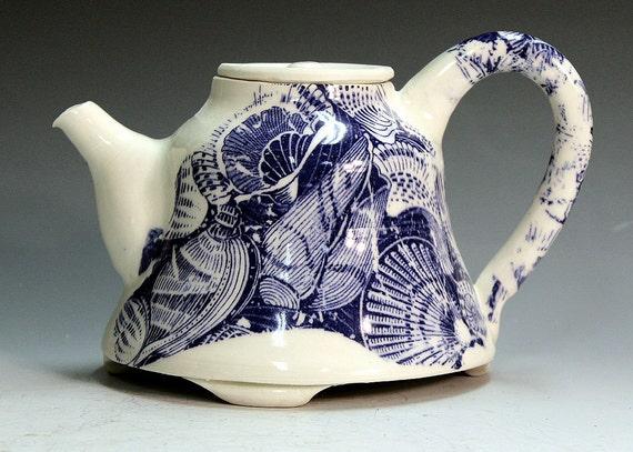 Teapots Handmade Porcelain Teapots Tea Service Unique