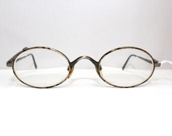 Giorgio Armani  Eyeglasses ITALY oval LENS  Tortoiseshell  style 966