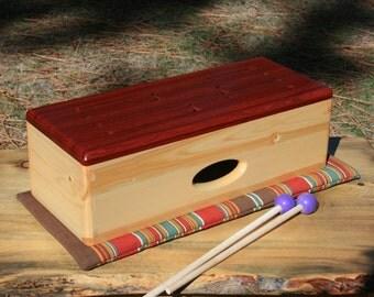 Padauk Tongue Drum