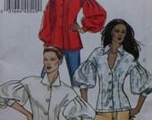 Blouse Sewing Pattern UNCUT Vogue V8193 Sizes 14-20