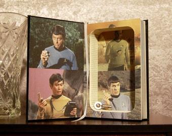 Hollow Books Safe (Star Trek)