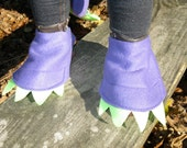Dragon Claw Feet Covers - You Pick The Colors