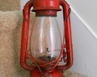 Winged Wheel No.500 Lantern/Made in Japan from the 50's