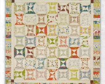 Schnibbles Short Story quilt pattern by Miss Rosie's Quilt Co.  RQC #406